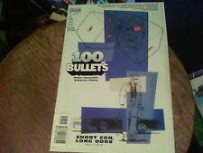 100 Bullets No. 7 Feb 2000 Brian Azzarello, Eduardo Risso Vertigo 15