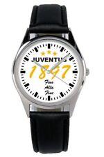 Juventus Geschenk Fan Artikel Zubehör Fanartikel Uhr B-6060