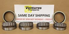 WHEEL BEARING KIT TIMKEN CHEVY K5 10 K15 K20 K25 V10 V15 V20  4X4 DANA 44 FRONT
