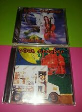 2 COAL CHAMBER CDs ☆AUTOGRAPHED☆ by DEZ FAFARA & MIKE COX   EXCELLENT CONDITION
