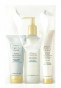 Mary Kay Satin Hands-Fragrance-Free Satin Hands Pampering Set - New