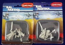 Ral Partha 2X Chaotic Knights of Doom Legion New & Factory Sealed