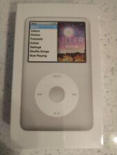 Totalmente Nuevo Y Sellado Apple iPod Clásico 7th generación Plateado versión (160GB) A1238.
