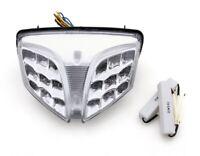 Clignotants LED Feu arrière intégrés pr Suzuki GSXR 600/750 08-2011 GSXR1000