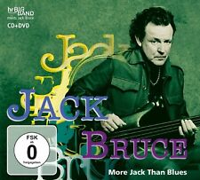 More Jack Than Blues 0885513803122 by Jack Bruce CD With DVD