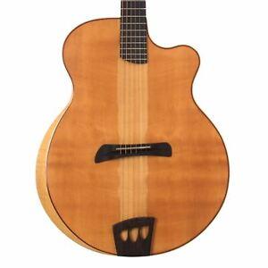 Batson Guitars Custom Shop Jumbo - Cloudy Cocobolo / Figured Douglas Fir - NEW!
