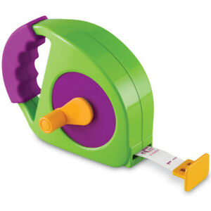 Learning Resources Simple Tape Measure - Children's Tape Measure Educational Toy
