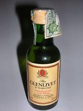 MIGNON  GLENLIVET  12 YEARS OLD   5CL
