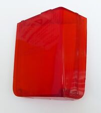 Original Neu Alt Bestand (NOS) Lucas L728 rechts rote Lichtscheibe, 54575135