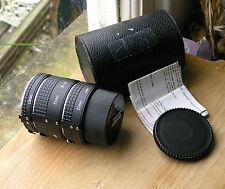 Nikon AI fit extension tube set badged jessop , japan made 13mm 31mm 21mm