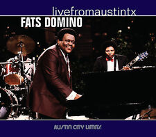 Fats Domino - New Orleans - LIVE FROM AUSTIN, TX. CD