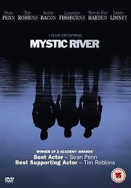 'Mystic River' DVD New Sealed