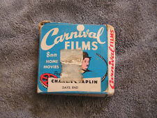 Carnival Films 8MM Charlie Chaplin Days End CC2 Headling Edition