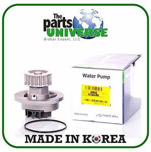 Water Pump for Chevrolet Aveo 1.5 Daewoo Cielo Lanos 96872704, 90325660