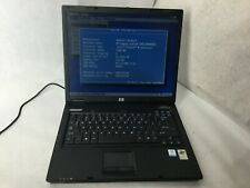 "HP Compaq nx6110 Intel Celeron M 1.4GHz 256mb RAM 15"" Laptop -CZ"