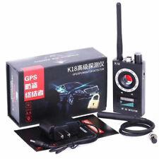 K18 Bug Anti-spy Detector Camera RF Signal GSM Audio Bug Finder GPS Scan