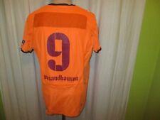 "SV Sandhausen Puma Ausweich Matchworn Trikot 2008/09 ""nippon"" + Nr.9 Gr.L"