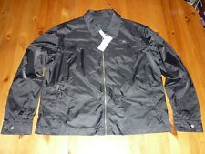 Lacoste Impermeable Chaqueta Tamaño 60 Negro BNWT