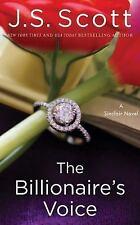 The Billionaire's Voice [The Sinclairs]  - Audiobook