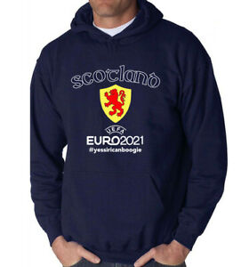 Scotland Football Team Yes Sir I Can Boogie Euros 2021 Hoodie
