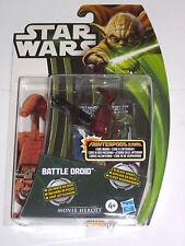"""Star Wars Battle Droid """"fliegt auseinander"""" Hasbro ca. 10 cm"""