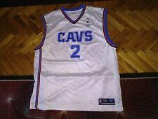 Cleveland Cavaliers CAVS #2 Dajuan Wagner jersey shirt NBA Reebok white size XXL