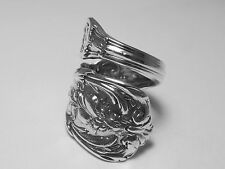 STERLING SILVER SPOON RING FRANCIS 1 by REED & BARTON
