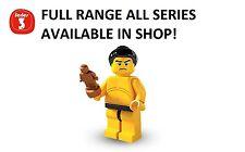 Lego Minifiguras luchador de sumo 3 (8803) Nuevo Series Sellado de fábrica