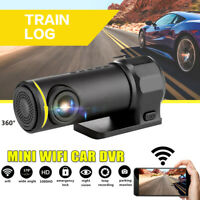 1080P HD voiture DVR caméra Dash Cam enregistreur vidéo Vision nocturne