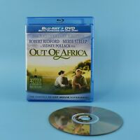 Out Of Africa - Blu-ray + DVD - 1985 - Robert Redford + Meryl Streep - BILINGUAL