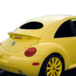 01-11 Volkswagen Beetle WILLPAK ASTRA HAMMOND 1-pc Smooth ABS Rear Window Louver
