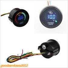 2''52mm 3-Color 20 LED Car SUV Digital Air/Fuel Ratio Monitor Gauge Racing Meter