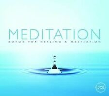 Meditation - 2 DISC SET - Meditation (2015, CD NEUF)