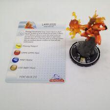 Heroclix DC75th Anniversary set Larfleeze #043 Rare figure w/card!