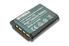 Batería 1.090mah para Sony CyberShot dsc-rx100m2