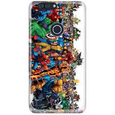 For Zte Zmax Pro 2 / Blade Z Max / Sequoia Cover Case Skin Marvel Many Heros
