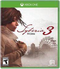 Syberia 3 Xbox One New Xbox One, Xbox One