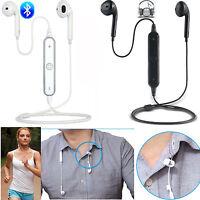 Wireless Bluetooth Sport Stereo Headset Headphone Earbuds Earphone For Cellphone
