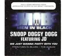 Snoop Doggy Dogg feat. JD - We Just Wanna Party With You - CDS -1997 Hip Hop 2TR