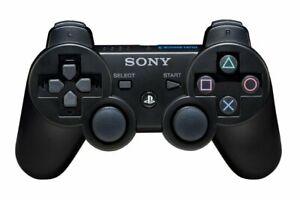 PLAYSTATION 3 PS3 - CONTROLLER JOYPAD JOYSTICK WIRELESS CON VIBRAZIONE ORIGINALE