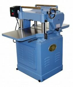 """Oliver 16"""" Planer with Helical Head"""