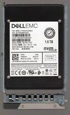 DELL SAMSUNG 1.6TB SSD PCIe NVMe 4WDXY MZ-WLL1T6C GEN 3 R640 R740 R740xd