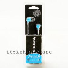 Skullcandy Jib In-Ear Buds Earphones Headphones Headset w/Mic S2Duyk-628 Blue