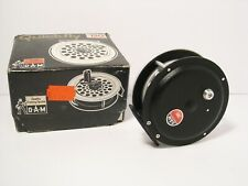 """Vintage Boxed DAM 120 4"""" Fly Fishing Reel - New Old Stock"""