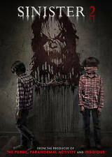 SINISTER 2 (DVD, 2016) New! Free Shipping!!