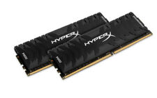 Kingston memoria Hyperx Predator DDR4 8GB Kit2 3200mhz Cl16