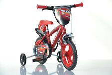 12 Zoll Kinderfahrrad Cars Original Lizenz Kinderrad Fahrrad Spielrad Lightning