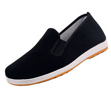 Unisex Leisure Rubber Sole Chinese Cotton Tai-Chi/Kung Fu Shoes