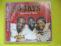THE O'JAYS-GREATEST HITS. CD ALBUM. BEST OF, 70'S SOUL DISCO FUNK. BRAND NEW