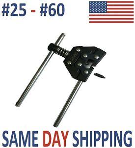 Roller Chain Cutter Breaker Detacher Splitter # 25 35 40 41 50 60 Free EXTRA PIN